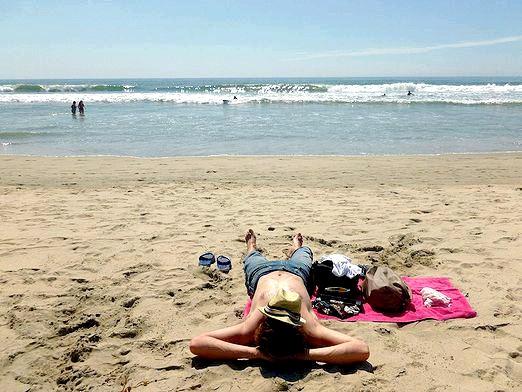 Фото - Що брати на пляж?