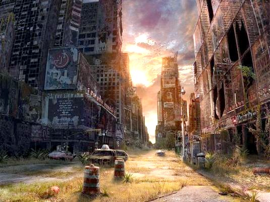 Фото - Що буде після кінця світу?