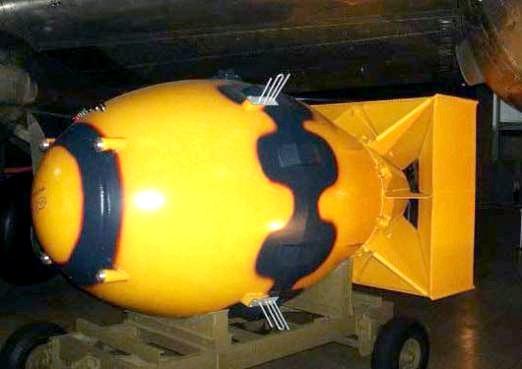 Фото - Що таке бомба?