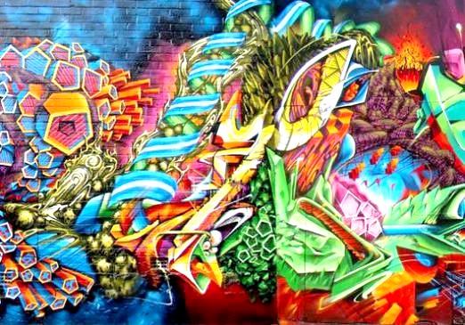 Фото - Що таке графіті?