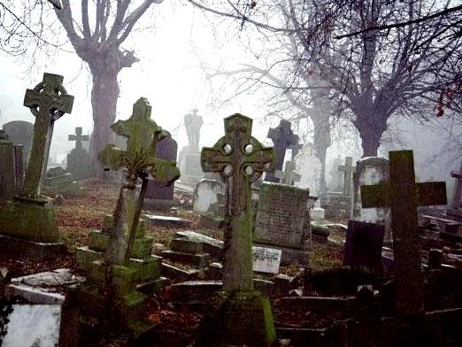 Фото - Де дрімають мертві?