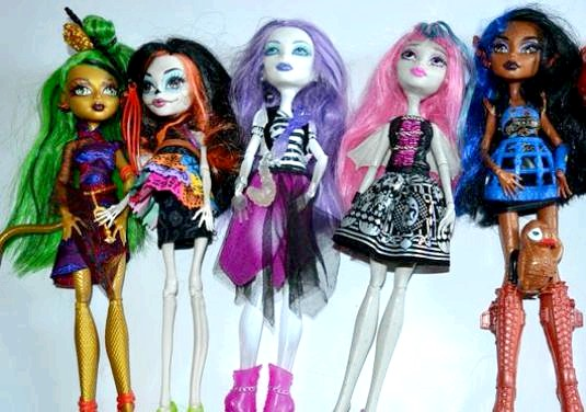 Фото - Де купити ляльку монстер хай?