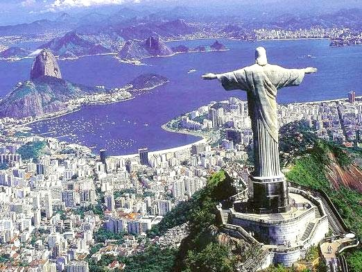 Фото - Де знаходиться статуя Христа Спасителя?