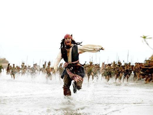 Фото - Де знімали «пірати карибського моря»?