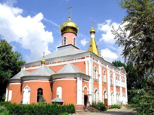 Фото - Храм матрони московської - як доїхати?