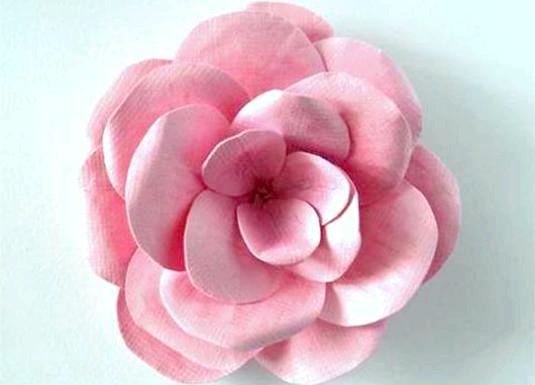 Фото - З чого можна зробити квіти?