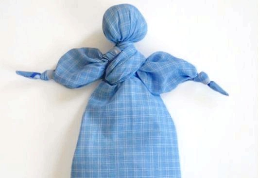 Фото - З чого можна зробити ляльку?