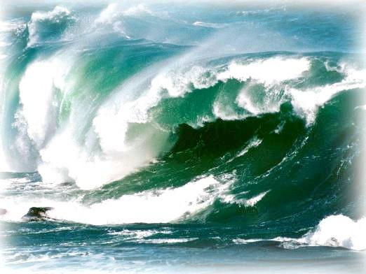 Фото - До чого сняться хвилі?