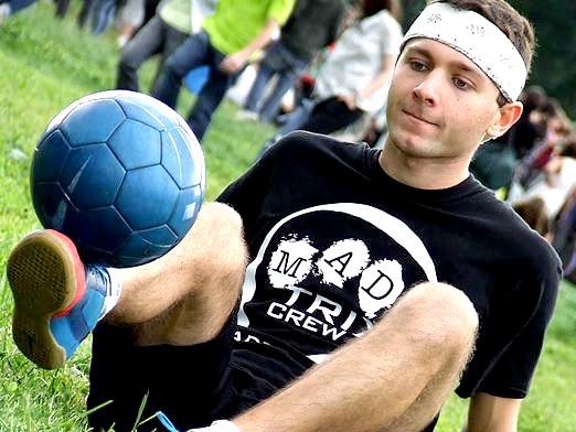 Фото - Як бити по м'ячу?