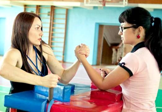 Фото - Як боротися на руках?