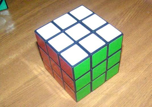 Фото - Як швидко зібрати кубик рубика?