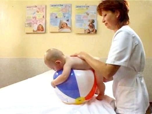 Фото - Як робити масаж дитині?