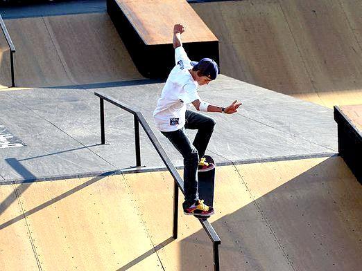 Фото - Як робити трюки на скейті?