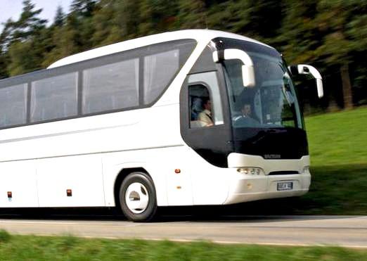 Фото - Як дістатися автобусом до Москви?