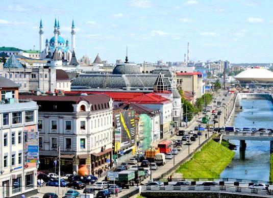 Фото - Як дістатися до Казані?