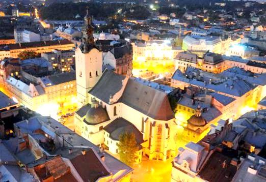 Фото - Як доїхати до Львова?