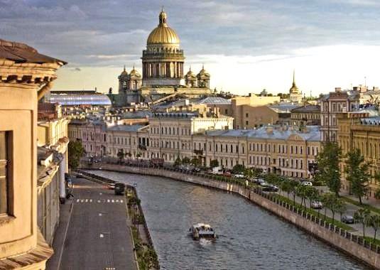 Фото - Як доїхати до Петербурга?