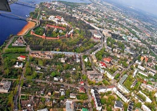 Фото - Як доїхати до Великого Новгорода?