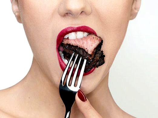 Фото - Як їсти м'ясо?