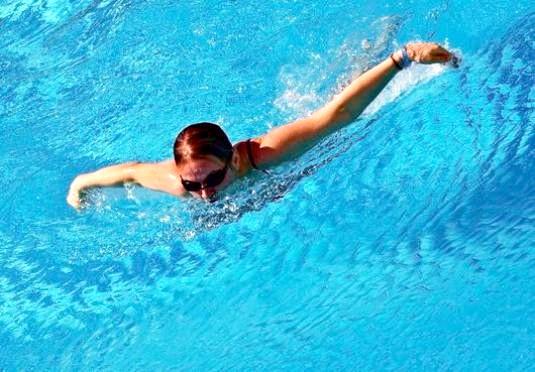 Фото - Як ходити в басейн?