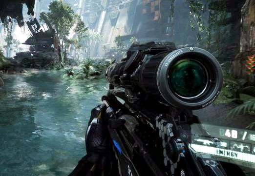 Фото - Як грати в Crysis?