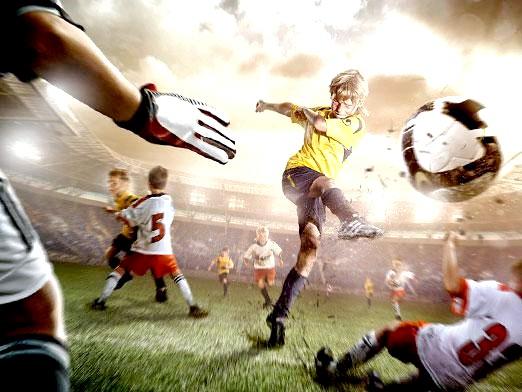 Фото - Як грати в футбол?