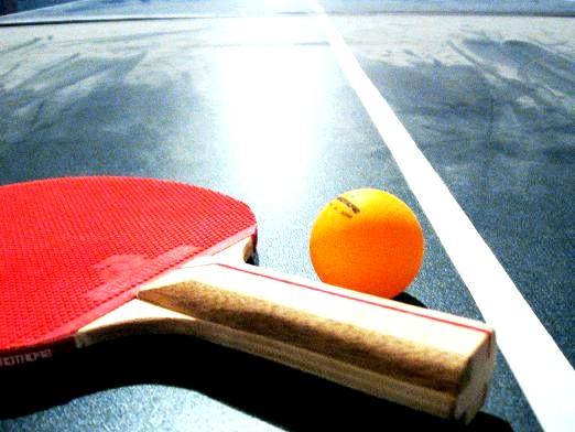 Фото - Як грати в настільний теніс?