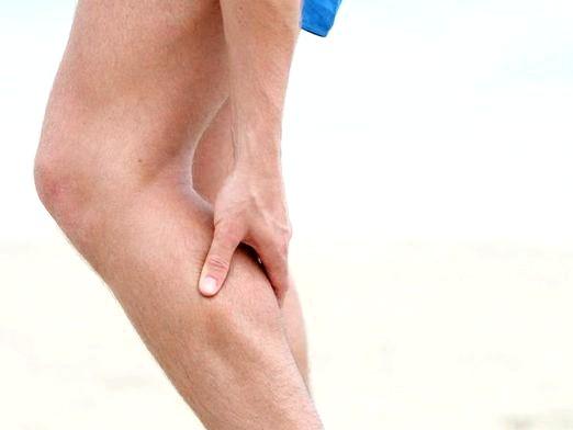 Фото - Як позбутися від судом ніг?
