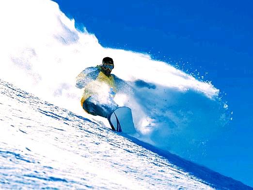 Фото - Як кататися на сноуборді?