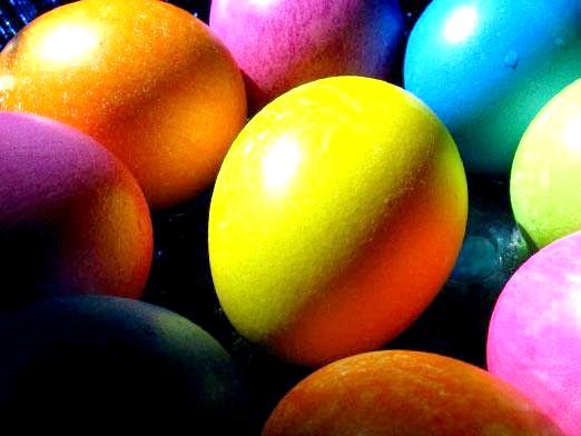 Фото - Як фарбувати яйця на Великдень?