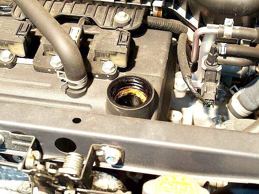 Фото - Як міняти масло в двигуні?