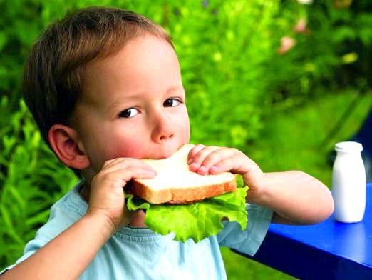 Фото - Як набрати вагу дитині?