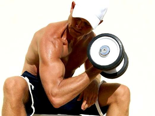 Фото - Як накачати м'язи на руках?