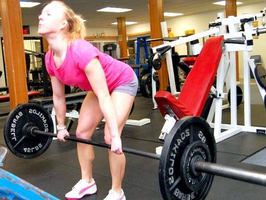 Фото - Як накачати м'язи спини?