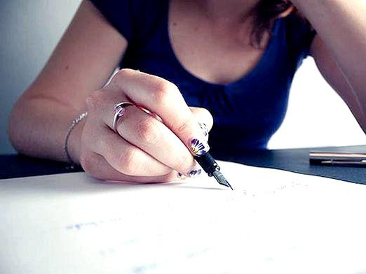 Фото - Як написати колишньому?