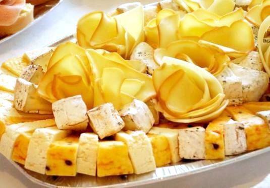 Фото - Як нарізати сир?