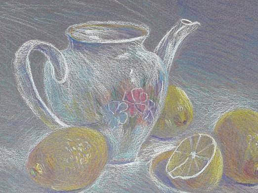 Фото - Як намалювати чайник?