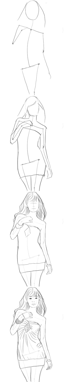 Фото - Дівчину намалювати