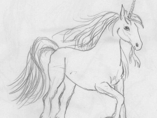 Фото - Як намалювати єдинорога?