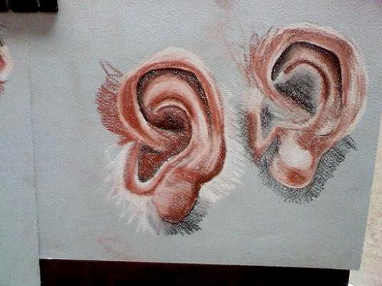 Фото - Як намалювати вухо?