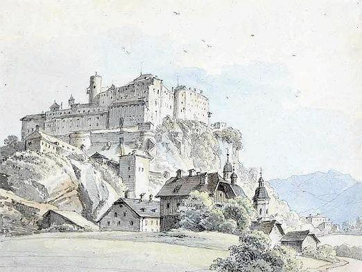 Фото - Як намалювати замок?