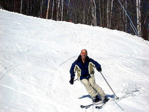 Фото - Як навчитися кататися на лижах?