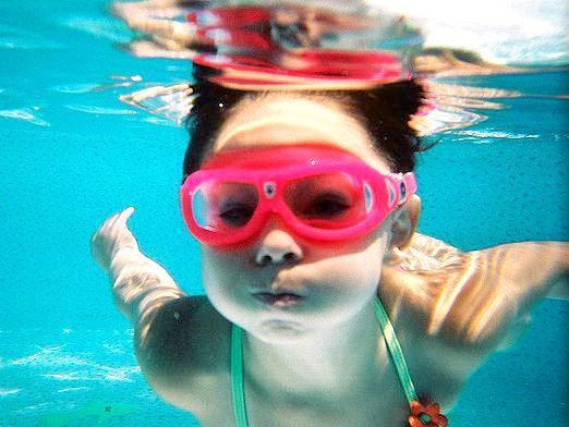Фото - Як навчитися плавати?