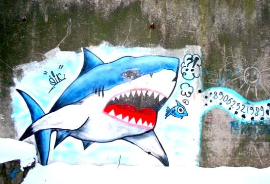 Фото - Як навчитися малювати графіті?