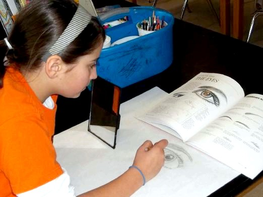 Фото - Як навчитися малювати?
