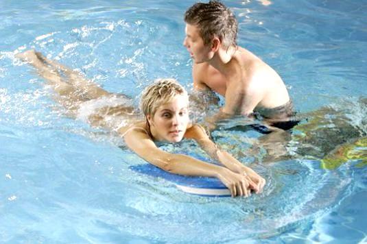 Фото - Як навчитися дорослому плавати?