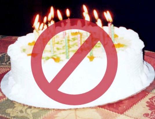 Фото - Як не відзначати день народження?