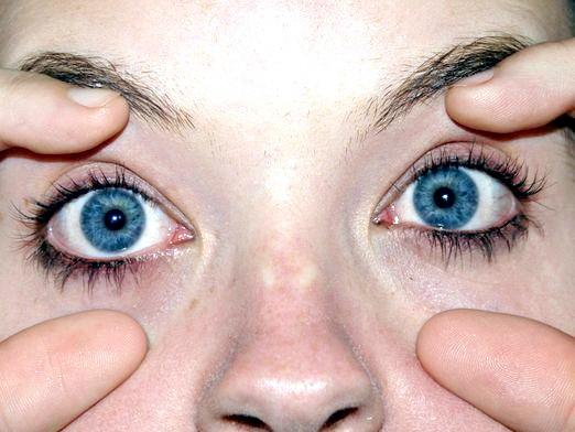 Фото - Як не закривати очі?