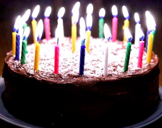 Фото - Як одному відсвяткувати день народження?