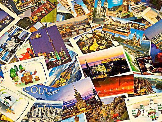Фото - Як оформити листівку?